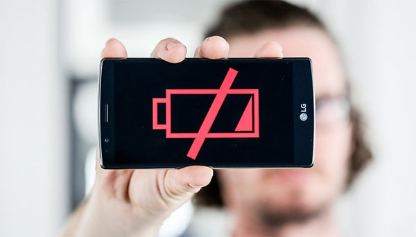 Bateria Viciada Celular