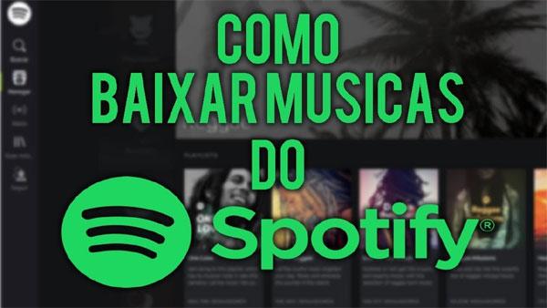 Baixar músicas do Spotify grátis